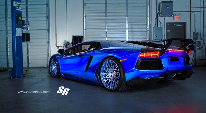 Utterly Insane Lamborghini Aventador by SR Auto Group
