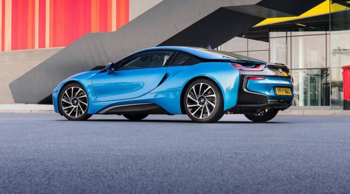 Gallery: 2015 BMW i8