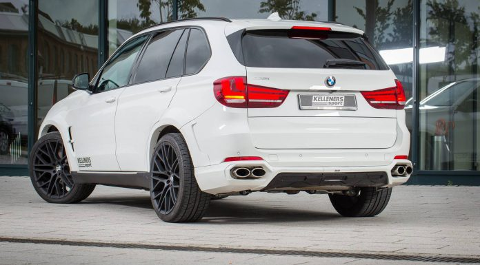 Official: BMW F15 X5 by Kelleners Sport