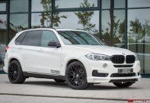Official: BMW F15 X5 by Kelleners Sport