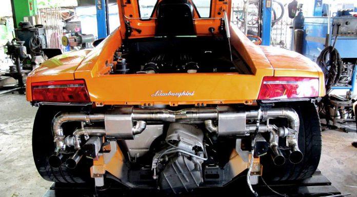 Video: Lamborghini Gallardo LP560-4 With Armytrix Exhaust Roars!