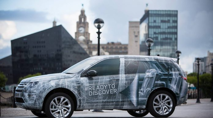 Land Rover Discovery Sport Spied and Confirmed to Feature 7 Seats