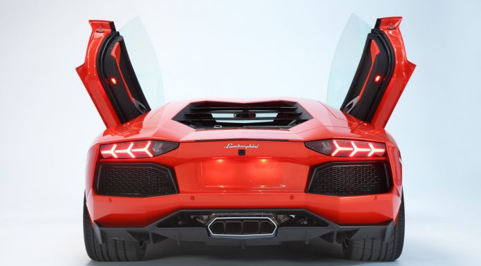 Lamborghini Aventador SV Could Arrive in Coming Months