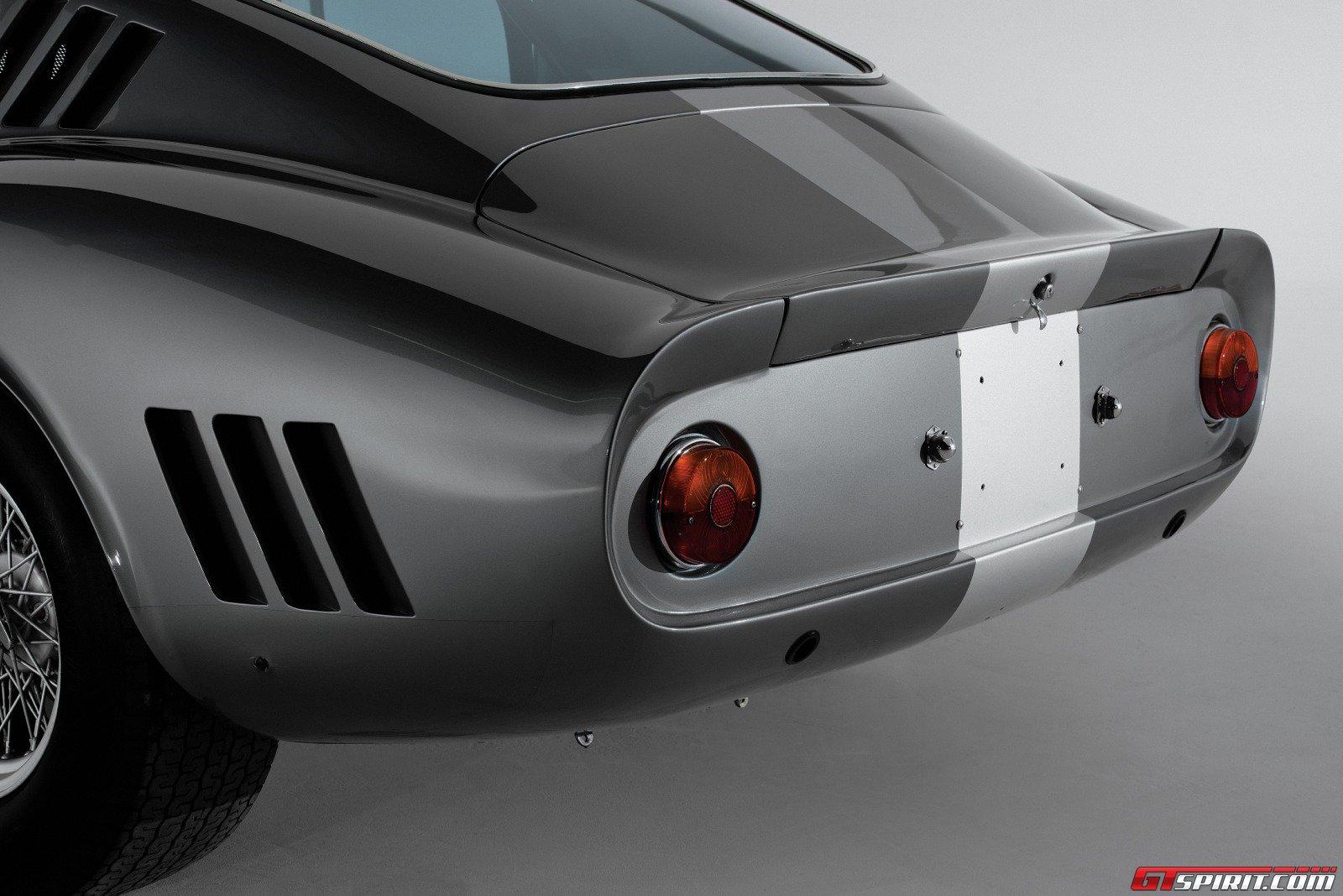 RM Auctions Announce Sale Of Ferrari 275 GTB/C Speciale By