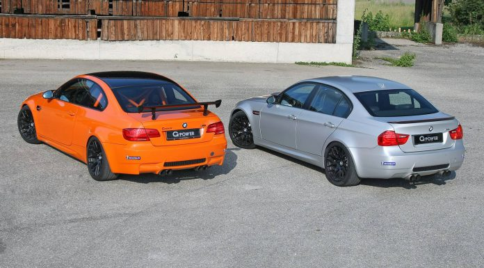 G-Power BMW M3 CRT and M3 GTS