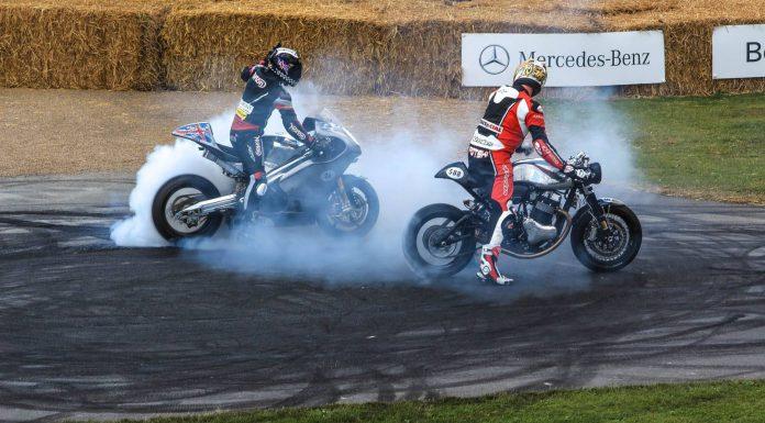 Goodwood FOS 2014: Best of Motorbikes
