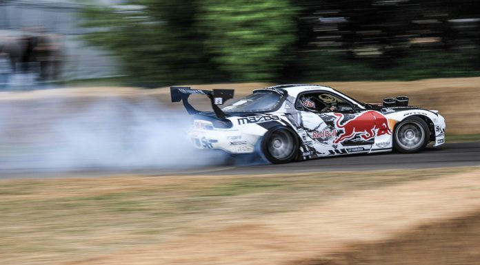 Goodwood Festival of Speed 2014 Racers