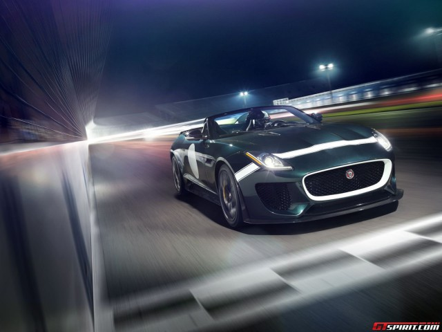 Lightweight Jaguar F-Type on the Way