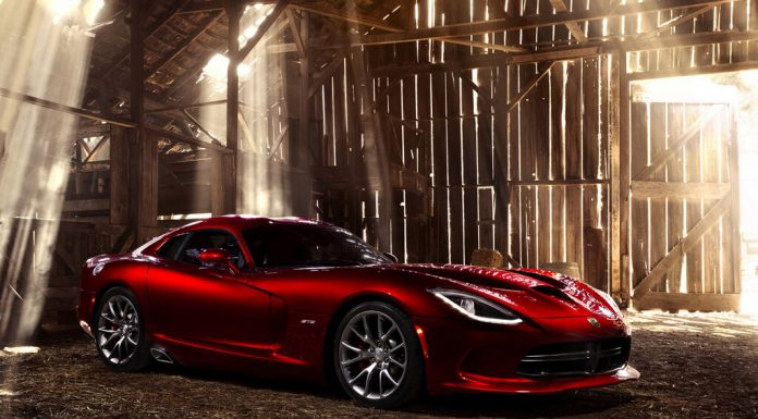 2014 SRT Viper Production Again Halted by Dodge
