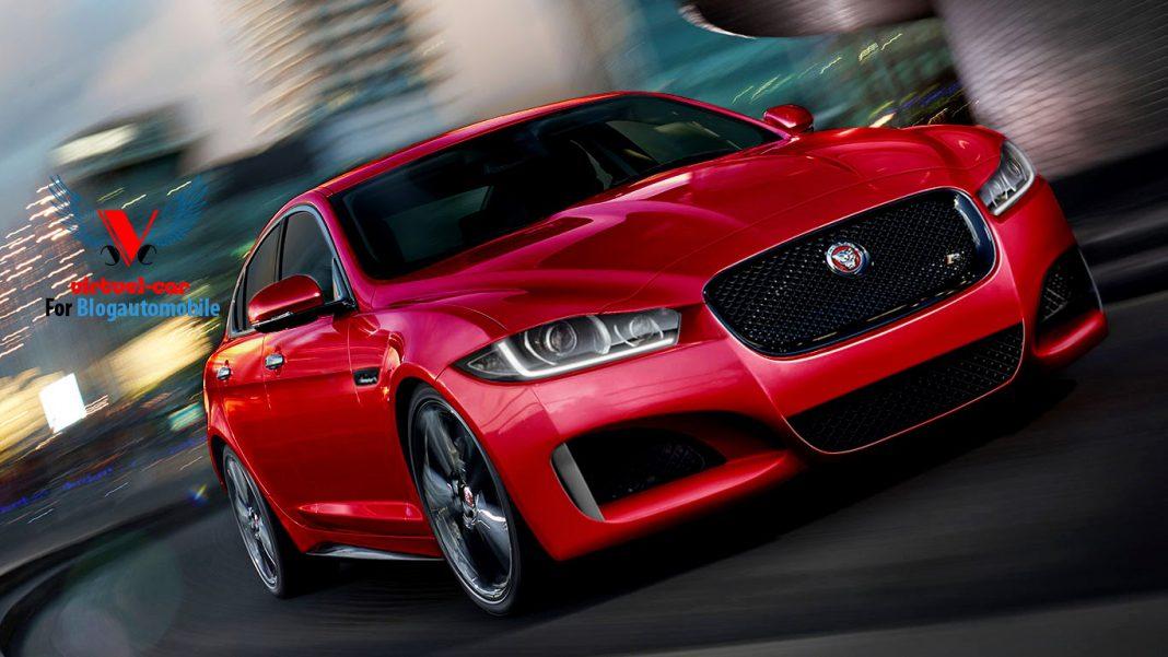 Upcoming Jaguar XE Sedan Rendered