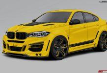 Lumma Design CLR X6 R
