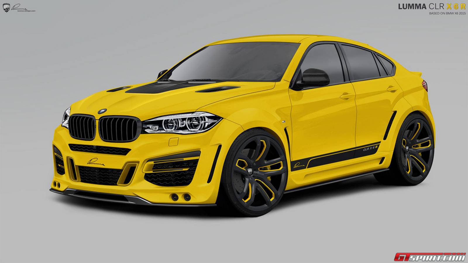 Lumma Design Clr Bmw X6 R Previewed Gtspirit