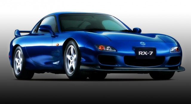 Next-Generation Mazda RX-7 Could Feature 450hp Rotary Engine