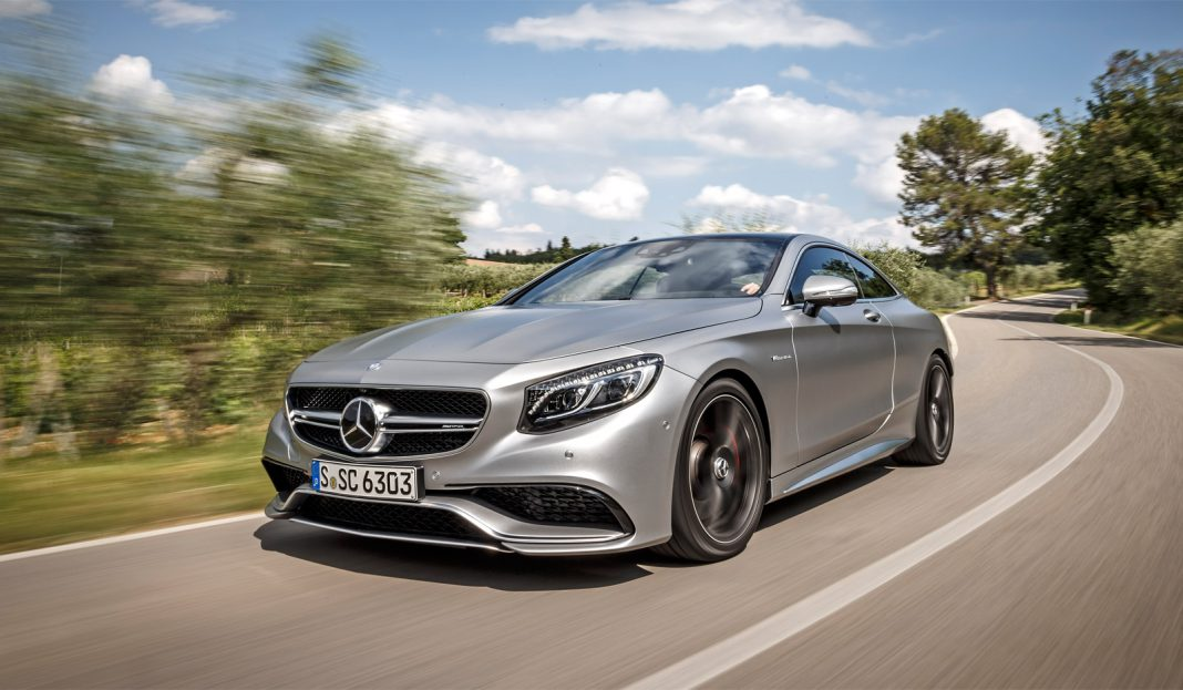 2015 mercedes benz s500 s63 amg coupe review gtspirit for Mercedes benz s500 coupe