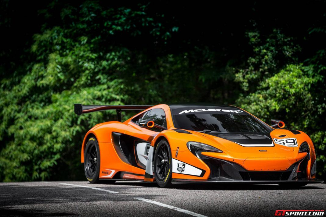 McLaren Could Return to 24 Hours of Le Mans With 650S GT3