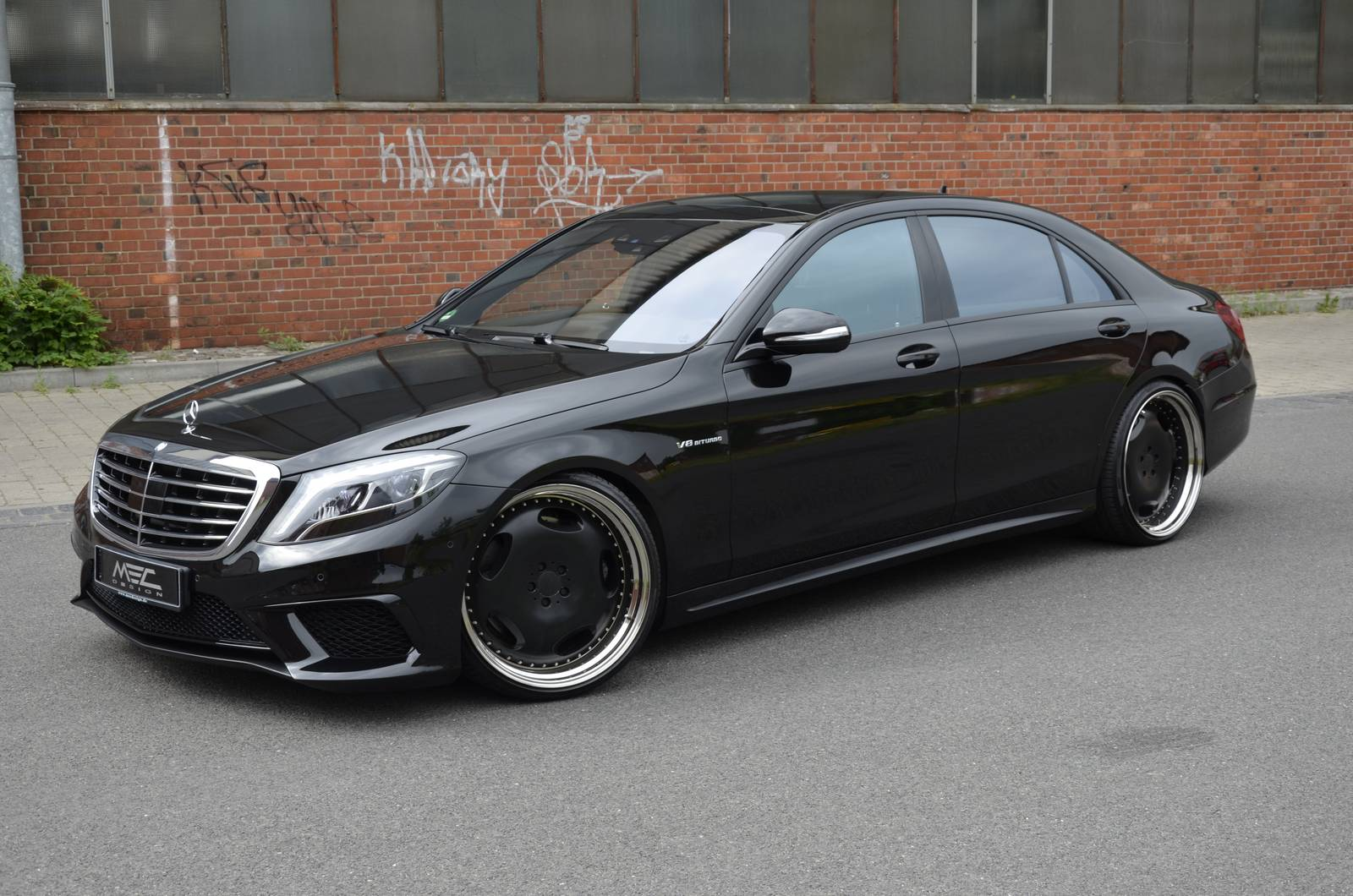 Official 2014 Mercedes Benz S63 Amg By Mec Design Gtspirit
