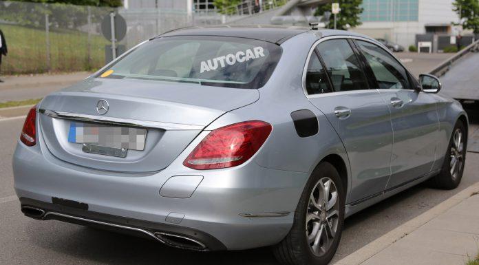Details About Mercedes-Benz C-Class Hybrid Surface