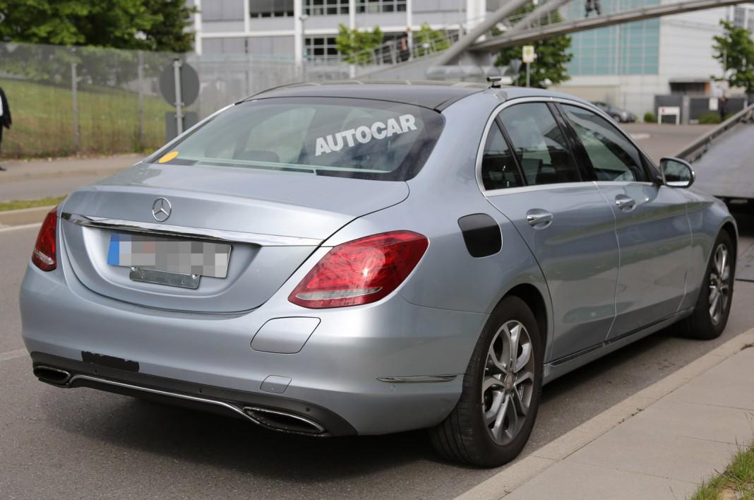 Mercedes-Benz C350 Plug-In Hybrid Could Return 117mpg in US!