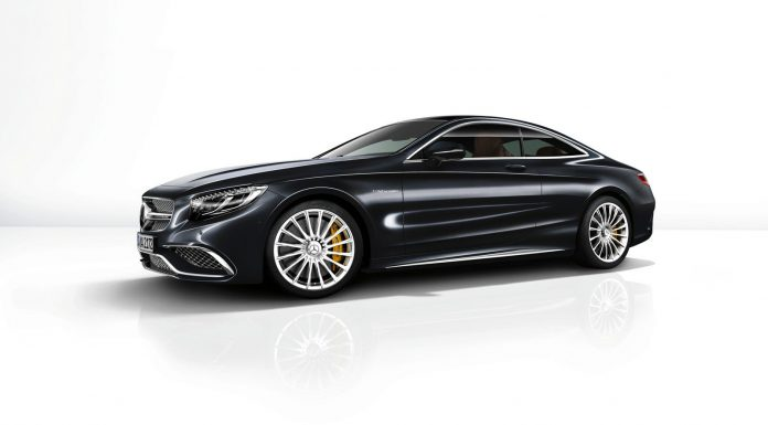 Mercedes-Benz S 65 AMG Coupe Gallery