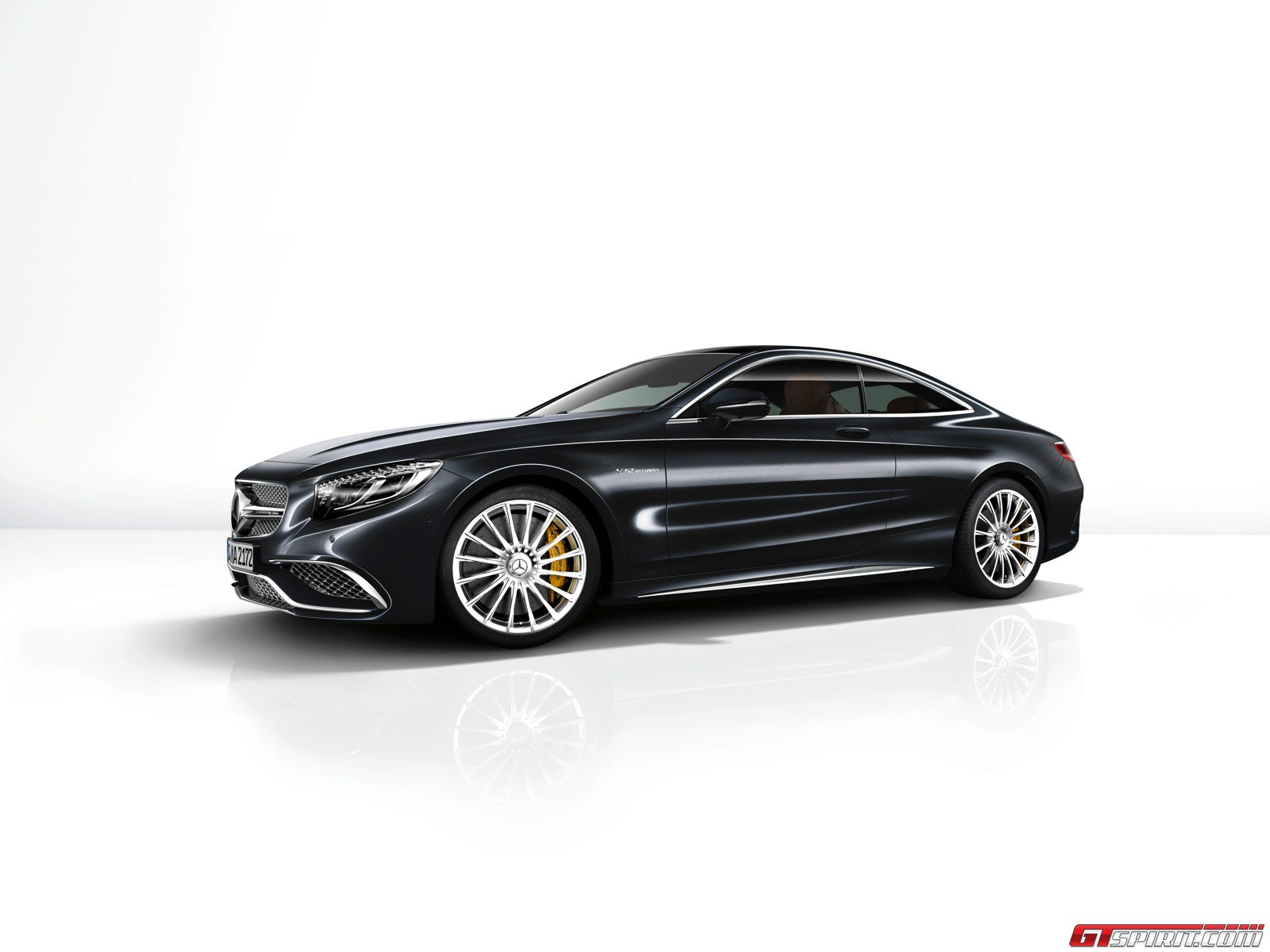 Official mercedes benz s 65 amg coupe gtspirit for Mercedes benz cl65 amg coupe