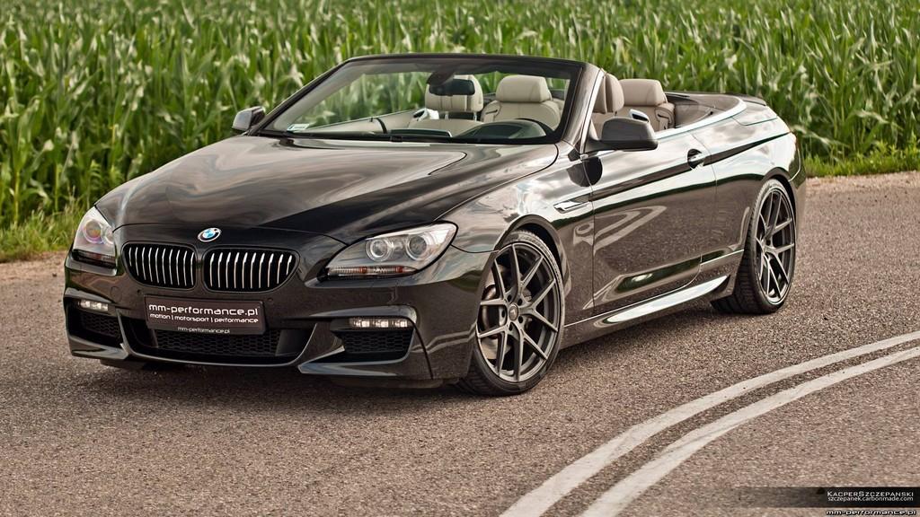 MM Performance Tweaks BMW 650i Cabriolet