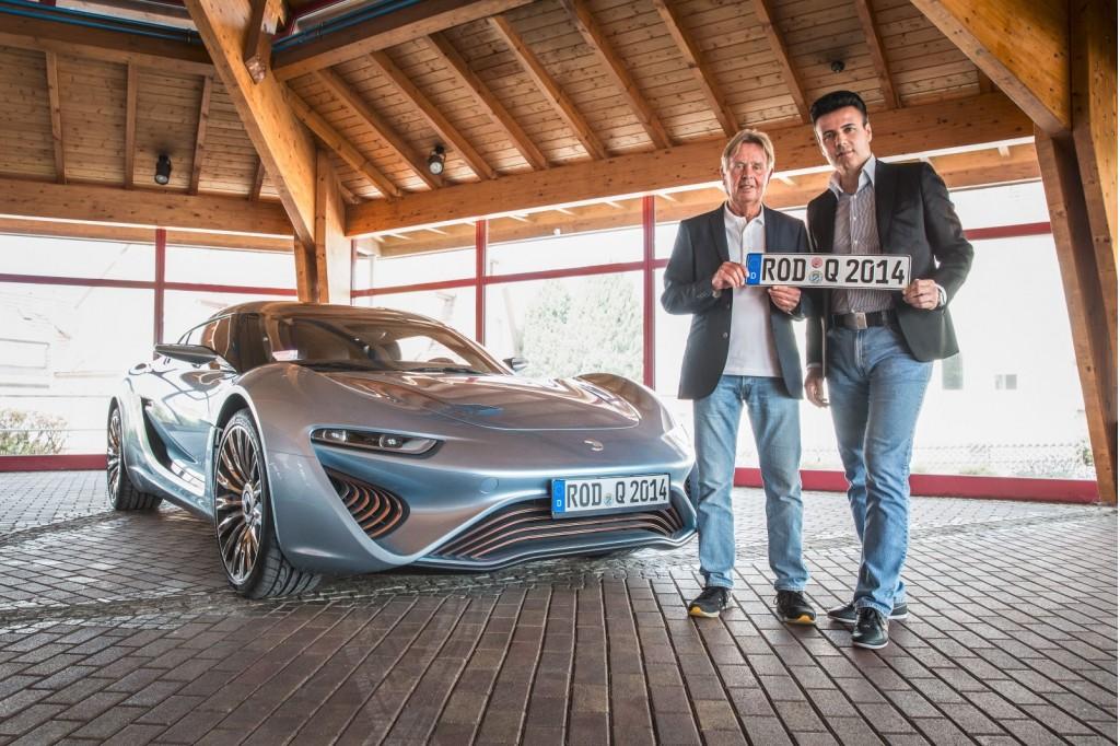 German Road Trials of Quant e-Sportlimousine Beginning Soon