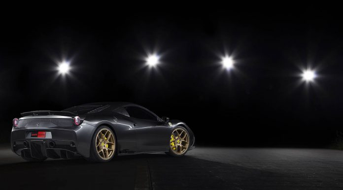 Official: Novitec Rosso Ferrari 458 Speciale