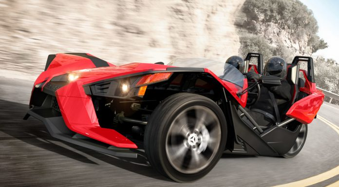 Official: 2015 Polaris Slingshot