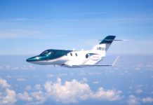 First Production HondaJet Takes Flight