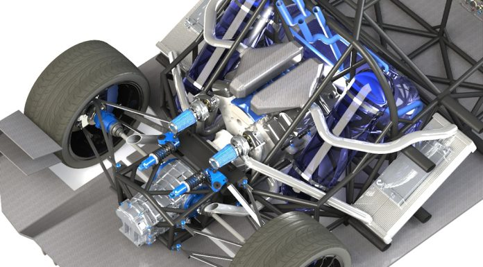 Radical Imagines Its Hydrogen Car Would Look