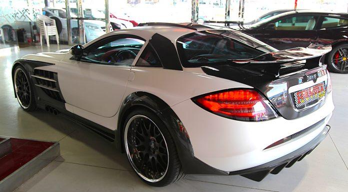For Sale: Hamann Mercedes-Benz SLR Volcano in Dubai