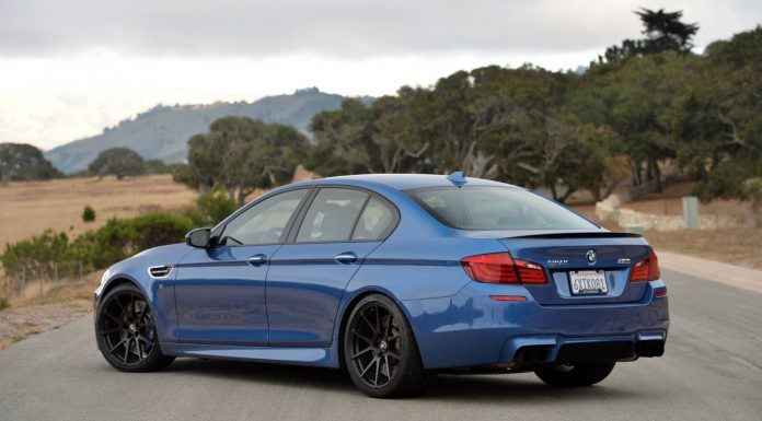 Official: 675hp BMW S1 M5 by Dinan Engineering