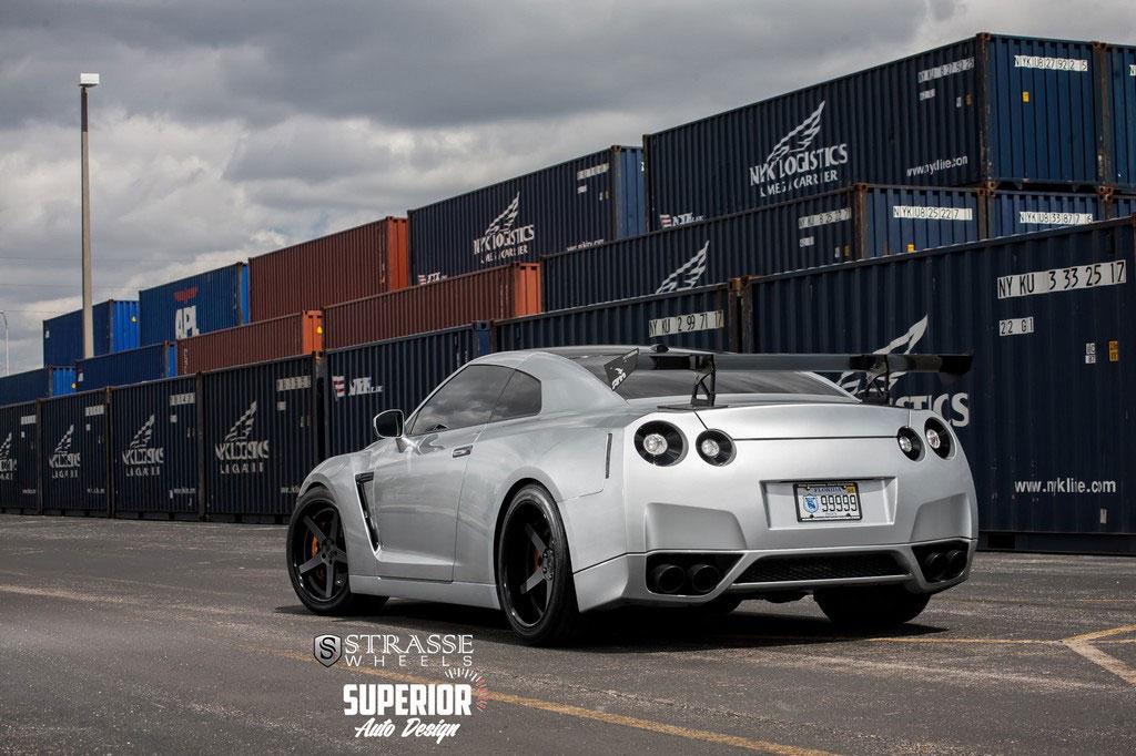 1000hp nissan gt-rsuperior auto design - gtspirit