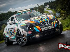 Video: Thriller Ride on a 800hp Nissan Juke R on the Nurburgring!
