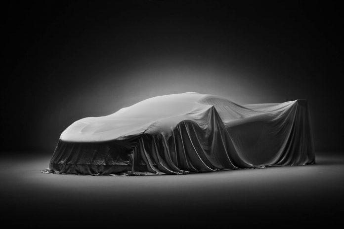 New McLaren P1 GTR Teaser Dropped Before Reveal