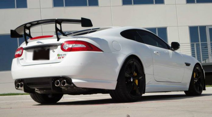 1 of 25 Jaguar XKR-S GT in the US Bound for Mecum Auctions Dallas