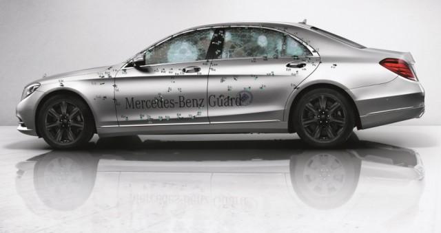 2015 Mercedes-Benz S-Class Guard Previewed