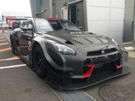 2015 Nissan GT-R Nismo GT3 Caught Testing at Fuji