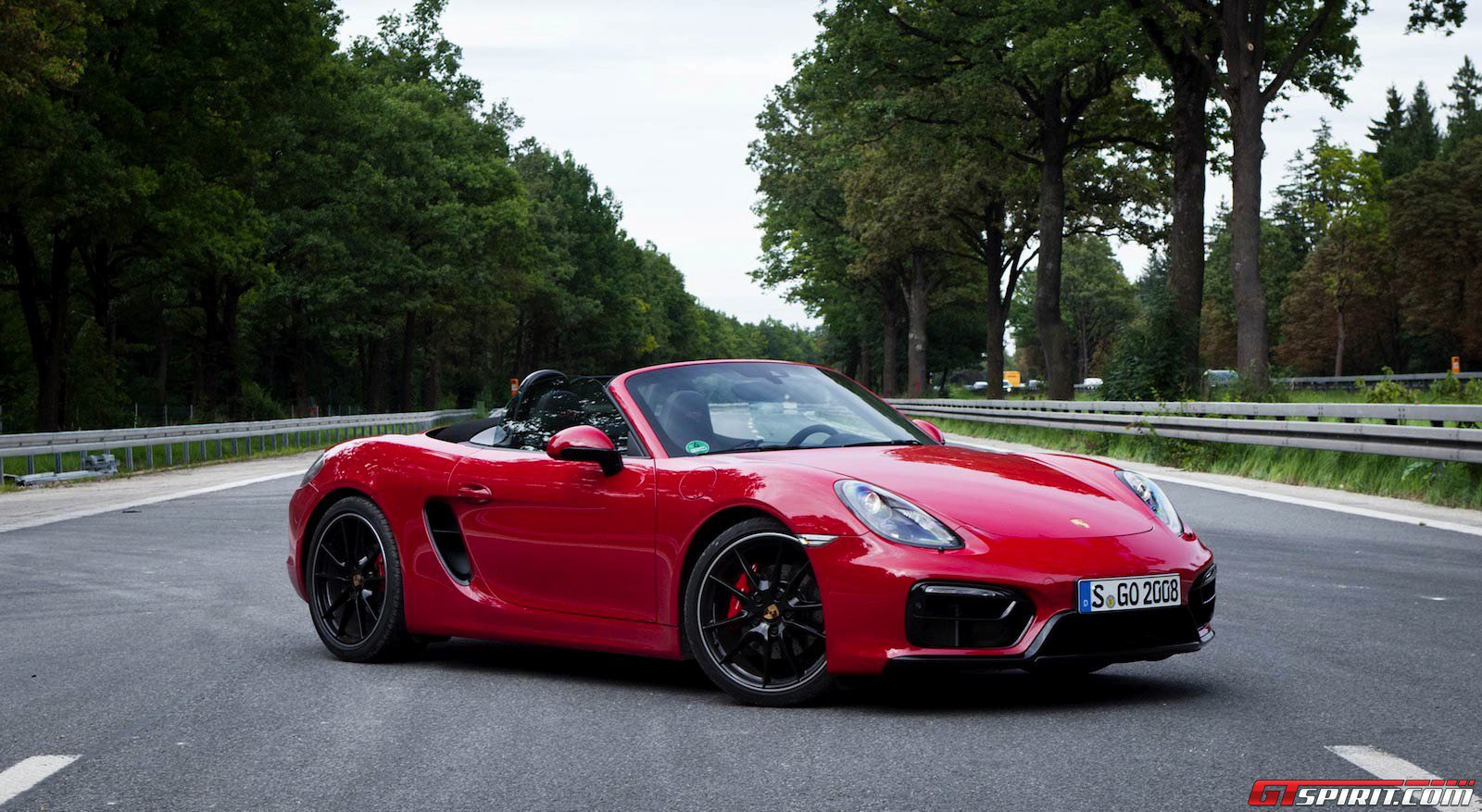 the performance and handling is not what surprised us the most with the 2015 porsche boxster gts - 2015 Porsche Boxster Gts