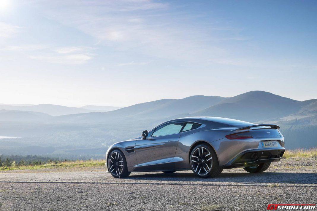 Video: Discover the 2015 Aston Martin Vanquish