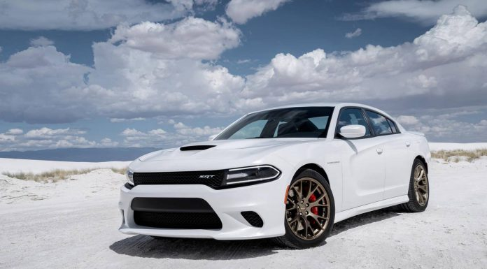 Official: 2015 Dodge Charger SRT Hellcat