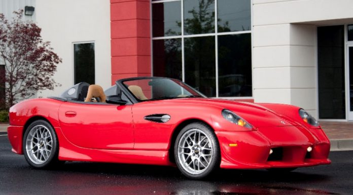 Panoz Esperante 25th Annivesary Edition Debuts at Monterey