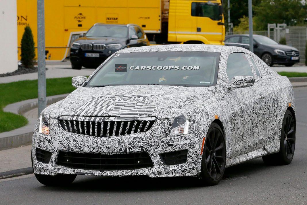 2015 Cadillac ATS-V Debuting at LA, New CTS-V at Detroit 2015