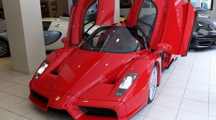 $3.2 Million Ferrari Enzo for Sale From Manhatten Motorcars