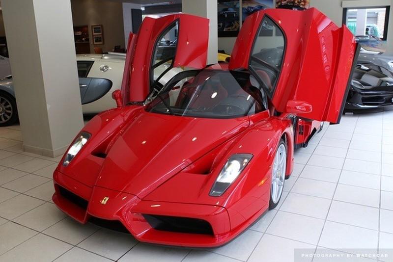 3 2 Million Ferrari Enzo For From Manhatten Motorcars