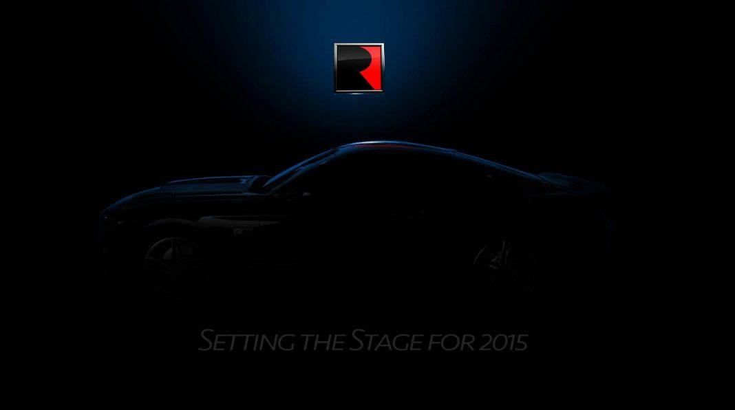 Roush Teases 2015 Ford Mustang S550