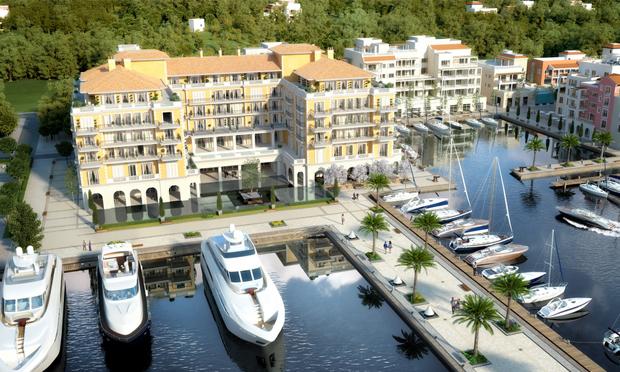 Regent Hotels & Resorts Opens Porto Montenegro