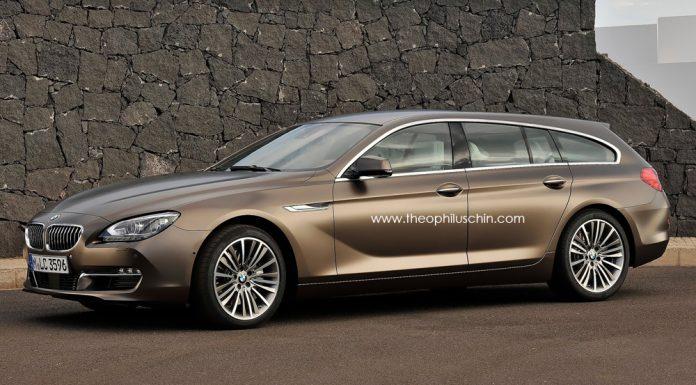 BMW 6-Series Gran Tourer a Possibility
