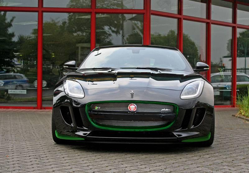 Official: Arden Jaguar F-Type R Coupe
