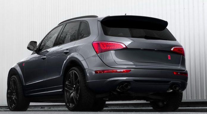 Kahn Design Unveils New Widebody Audi Q5